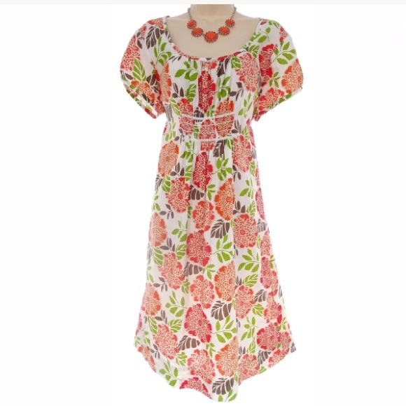 155b856a96b9 Boden Dresses   Skirts - 14 Large XL▫️GORGEOUS BODEN FLORAL SUMMER DRESS